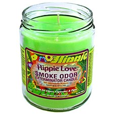 13oz Smoke Exterminator Candle Hippie Love