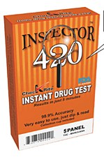 420 Inspector 5 Test Panel