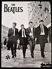 1,000 Piece Beatles Jigsaw Puzzle
