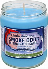 13oz Smoke Exterminator Candle Patchouli