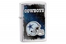 Dallas Cowboys Zippo Lighter