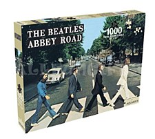 1,000 Piece Beatles Abbey Road Jigsaw Puzzle