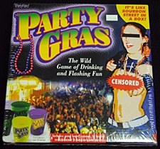 Party Gras Board Game