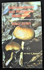 Mallucinogenic & Poisonous Mushrooms Book