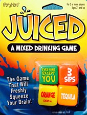 Juiced a Mixed Drinking Game