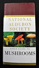 Audubon Field Guide Mushrooms Book