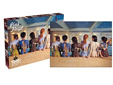 1,000 Piece Pink Floyd Back Catalog Jigsaw Puzzle