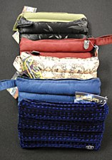 Padded Rectangular Zipper Pipe Pouch