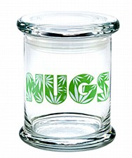 420 Science Pop Top Large Jar NUGS