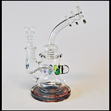 Color Frit Base Opal Oil Rig