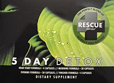 Rescue Detox 5 Day Permanent Detox