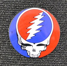 "2"" Grateful Dead Steal Your Face Sticker"