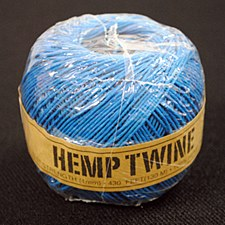 20lb Test Blue Hemp Twine