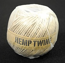 48lb Test Natural Hemp Twine
