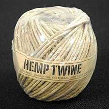 170lb Test Natural Hemp Twine