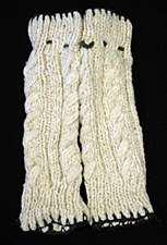 Hemp & Wool Leg Warmers