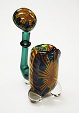 Aztec Design Heady Sherlock Pipe