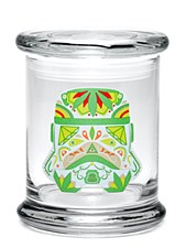 420 Science Pop Top Large Jar Sugar Trooper