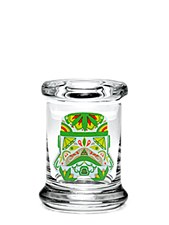 420 Science Pop Top Stash Jar Small SugarTrooper