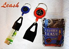 Lighter Leash with Clip Hook