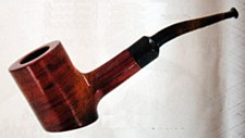 Hammer Head Wood Pipe