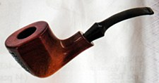 Edged Wood Pipe