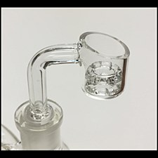 Diamond Knot Quartz Banger 10mm