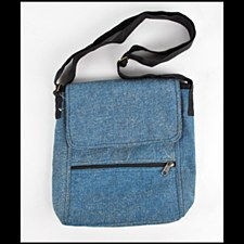 Shoulder Bag Blue