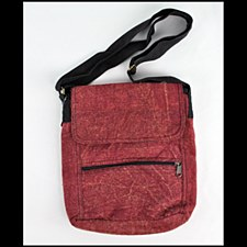 Shoulder Bag Maroon