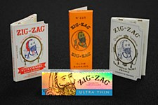 Zig Zag 1 1/4 Orange Rolling Papers