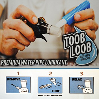 Toob Loob Glass on Glass Ground Joint Lubricant