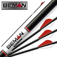 Beman White Box Bolt 3pk