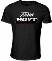 Hoyt Logo Tee  2x Black