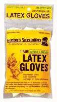 HS LATEX GLOVES 1 PAIR