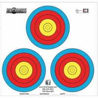 Nice Targets 40cm 3 Spot