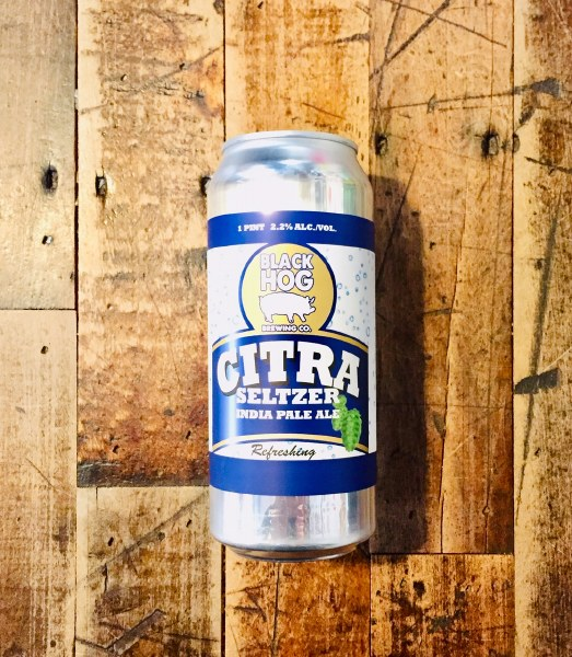 Citra Seltzer - 16oz Can