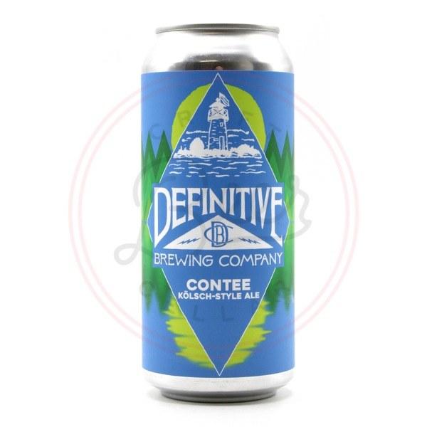Contee - 16oz Can