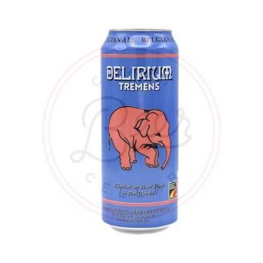 Delirium Tremens - 500ml Can