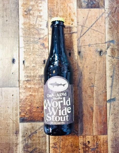 Vanilla Wrld Wide Stout - 12oz