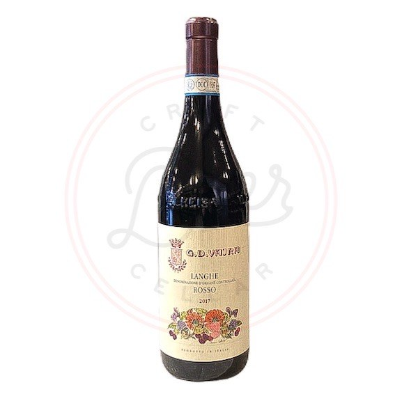 Langhe Rosso 2017 - 750ml
