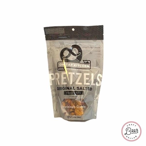 Small Batch Pretzels: Original