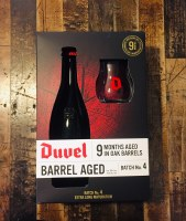 Duvel Barrel Aged Gift Box