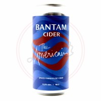 The Americain - 16oz Can