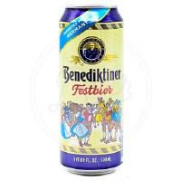 Benediktiner Festbier - 500ml