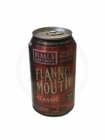 Flannel Mouth - 12oz Can