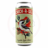 Chick A Dee - 16oz Can