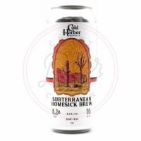 Subterranean Homesick Brew