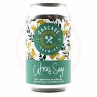 Citrus Sage - 12oz Can