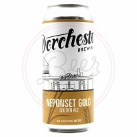 Neponset Gold - 16oz Can