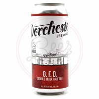 O.F.D - 16oz Can